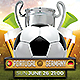 Euro Cup Flyer 2016 - GraphicRiver Item for Sale