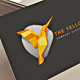 Logo Template - The Yellow Bird - GraphicRiver Item for Sale
