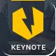 Lander - Keynote Template - GraphicRiver Item for Sale