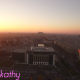 Aerial View Of Bucharest City Center At Dusk 13 - VideoHive Item for Sale