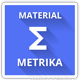 Metrika - Bootstrap Material admin dashboard - ThemeForest Item for Sale