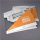 Square Trifold Brochure 03 - GraphicRiver Item for Sale