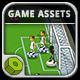 Flicking Soccer - Game Assets - GraphicRiver Item for Sale