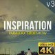 Inspiration Parallax Slideshow - VideoHive Item for Sale