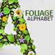Foliage Alphabet - VideoHive Item for Sale