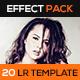 Effect Pack Lightroom Presets - GraphicRiver Item for Sale