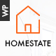 HOME STATE - Single Property Real Estate WordPress Theme