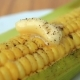 Boiled Corn Cob With Butter - VideoHive Item for Sale