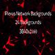 Plexus Network Backgrounds - GraphicRiver Item for Sale