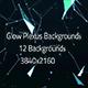 Glow Plexus Backgrounds - GraphicRiver Item for Sale