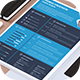 Cv & Cover Letter Template - GraphicRiver Item for Sale