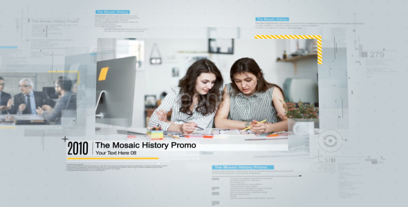 The Mosaic History Promo