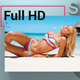 Flat Slide With 3D Shadow - VideoHive Item for Sale