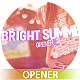 Bright Summer Opener - VideoHive Item for Sale