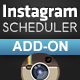 Instagram Scheduler - Post Images & RSS Feeds! - CodeCanyon Item for Sale