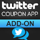 Twitter Coupon Sign & App - With friend inviter! - CodeCanyon Item for Sale