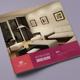 Square Portfolio Catalogue - GraphicRiver Item for Sale