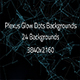 Plexus Glow Dots Backgrounds - GraphicRiver Item for Sale