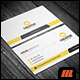 Creative & Modern Corporate Business Card - GraphicRiver Item for Sale