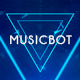 Musicbot Visualisator and Audio React Background Creator - VideoHive Item for Sale