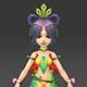Cartoon Character Fuli - 3DOcean Item for Sale