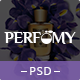 Perfomy -  Perfume / Jewelry / Accessories PSD Template - ThemeForest Item for Sale
