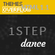 One Step - Creative Ballet HTML Template - ThemeForest Item for Sale