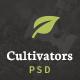 Cultivators Gardening Design - ThemeForest Item for Sale
