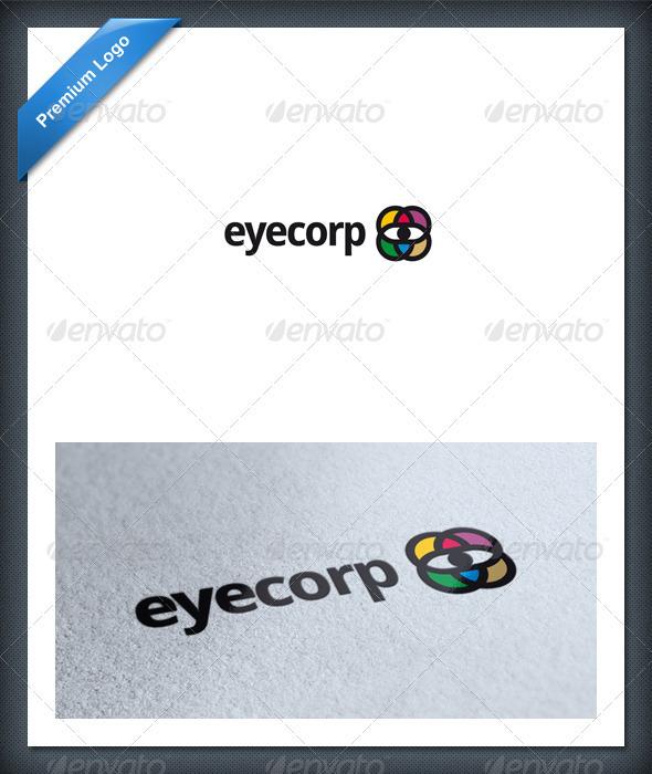 Eye Business Logo Template
