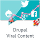 Social Media Viral Content Builder for Drupal - CodeCanyon Item for Sale
