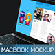 The New Macbook Mockup - GraphicRiver Item for Sale