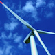 Wind Turbine Wheel In the Sky - VideoHive Item for Sale