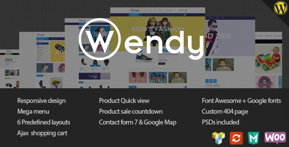 Review: Wendy - Multi Store WooCommerce Theme free download Review: Wendy - Multi Store WooCommerce Theme nulled Review: Wendy - Multi Store WooCommerce Theme