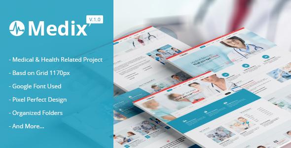 Medix - Health & Medical