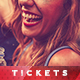 Event Tickets Template 20 - GraphicRiver Item for Sale