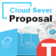 Cloud Sever Proposal Template - GraphicRiver Item for Sale