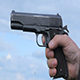 Hand Gun Shoot - VideoHive Item for Sale