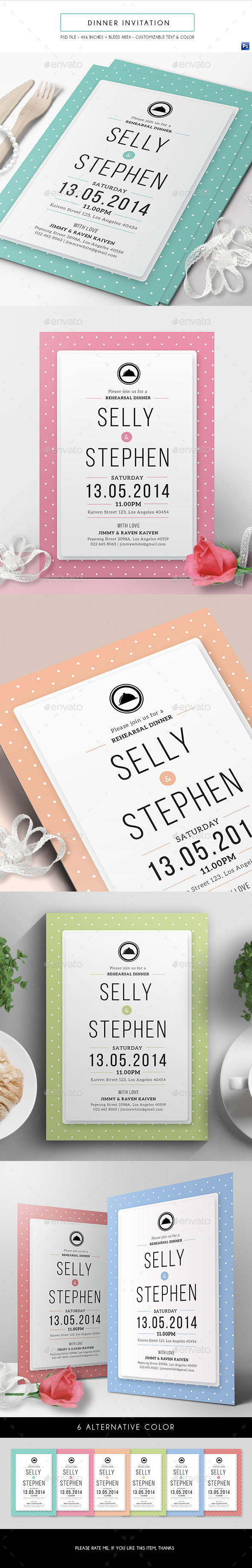 Party Invitation Templates From Graphicriver Page 9