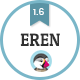 Eren Responsive Prestashop Theme - ThemeForest Item for Sale