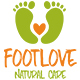 Footlove Logo Template - GraphicRiver Item for Sale