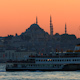 Mosques of the City as Silhouette - VideoHive Item for Sale
