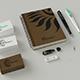 Desk accessories Mock up  - 3DOcean Item for Sale
