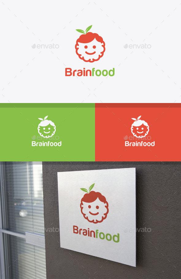 Brain Food Logo