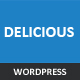 Delicious - Food and Restaurant WordPress Theme - ThemeForest Item for Sale