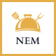 Joomla Restaurant Template - NEM - ThemeForest Item for Sale
