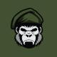 Gorilla Logo - GraphicRiver Item for Sale
