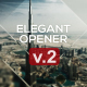 Elegant Opener - Slideshow - VideoHive Item for Sale