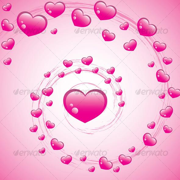 Valentines Swirl