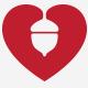 Love Nut Logo - GraphicRiver Item for Sale