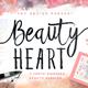Beauty Heart Script - GraphicRiver Item for Sale